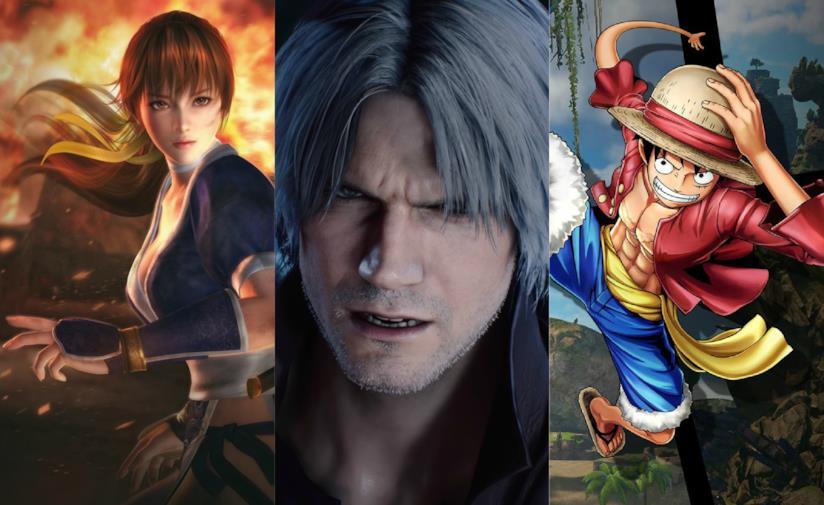 Alcuni dei videogame di marzo 2019