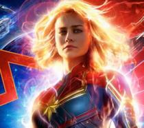 Poster ufficiale di Captain Marvel