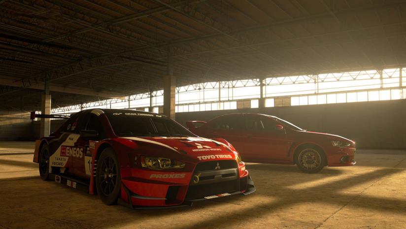 Nuovi bolidi in GT Sport