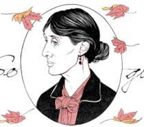 Virginia Woolf nel doodle