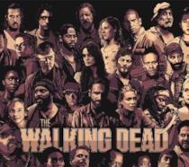 """Una caricatura """"comics"""" dei personaggi di The Walking Dead"""