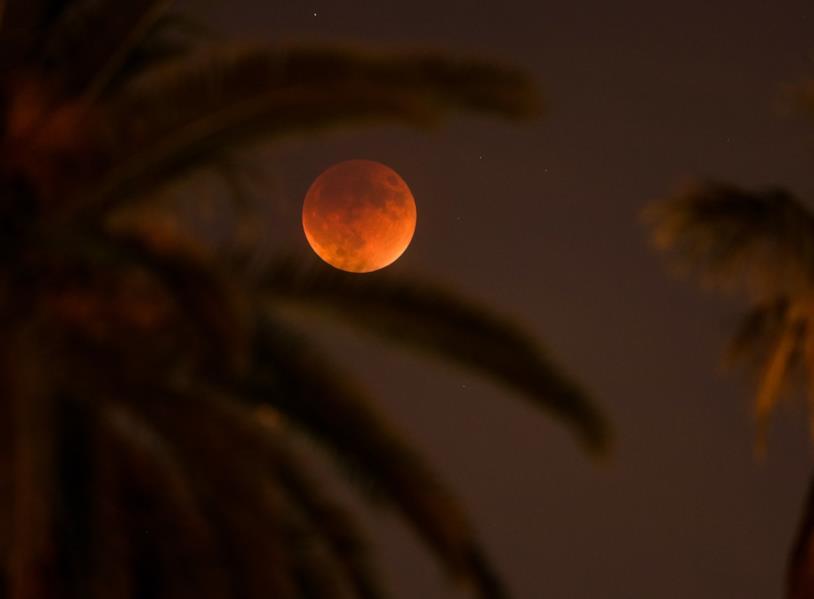 Eclissi della luna