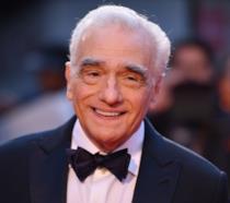 Martin Scorsese in smoking