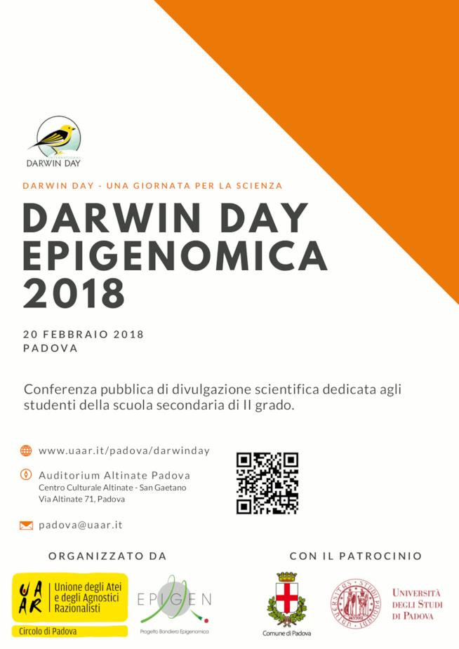 Evento del Darwin Day a Padova