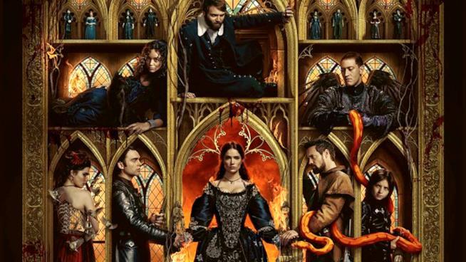 I protagonisti di Salem lottano per salvezza del mondo