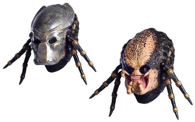Predator 2018, la maschera