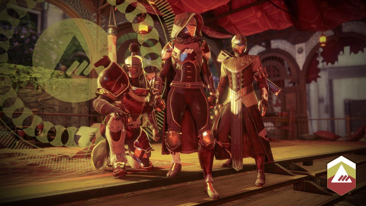 Le fazioni tornano sulla Torre di Destiny 2