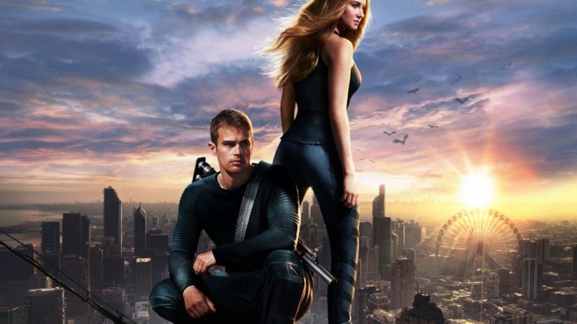 Gli attori protagonisti di Divergent