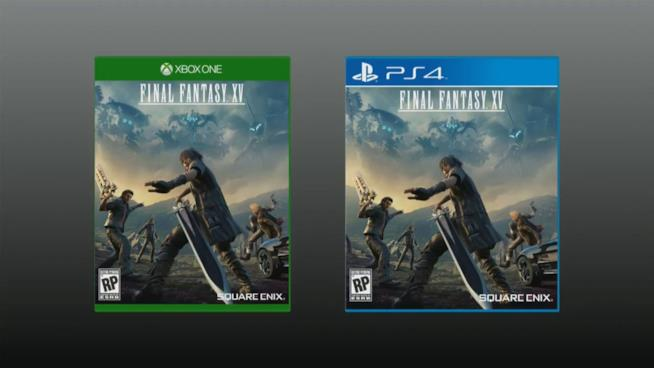 Final Fantasy XV per PS4 e Xbox One