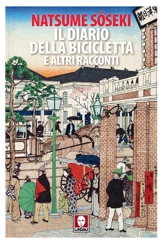 La copertina di I diari della bicicletta