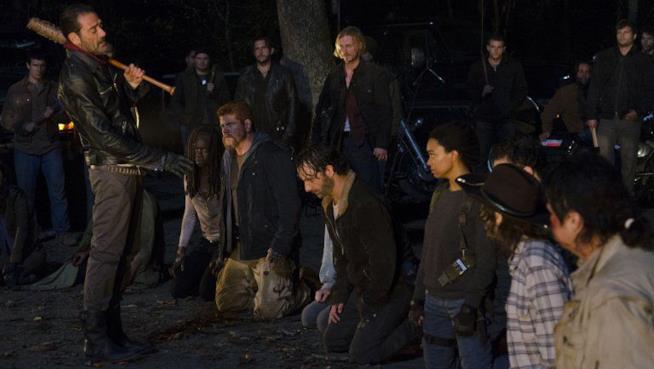 Sorpresa peggiore per The Walking Dead