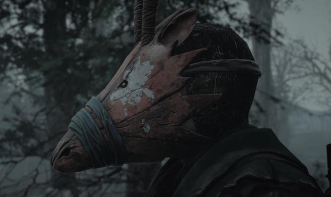 Il protagonista di Dread, il film horror creato in Fallout 4