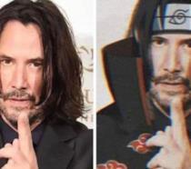 Keanu Reeves alla prima di John Wick 3 - Parabellum