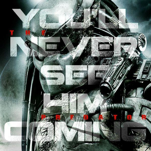 Poster Predator 4