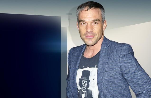 Philippe Bas, attore protagonista di Profiling, in una foto di campagna.