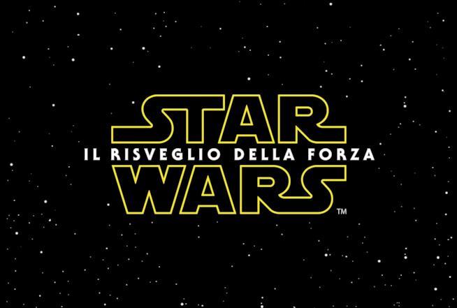 Star Wars: Il Risveglio della Forza, uscita nelle sale italiane