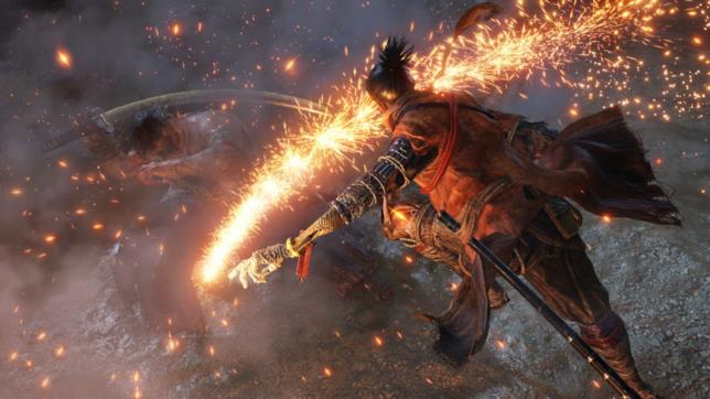 Uno screenshot di Sekiro: Shadows Die Twice