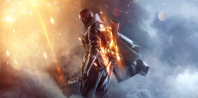 Una splendida cover art ufficiale di Battlefield 1