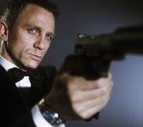 L'attore Daniel Craig