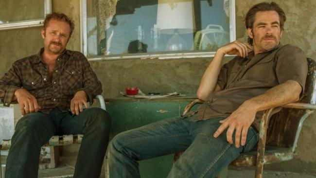 Ben Foster e Chris Pine in Hell or High Water