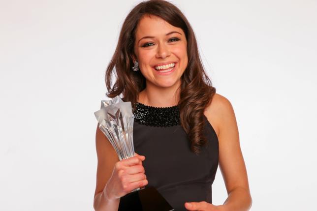 Il Critics' Choice Television Award a Tatiana Maslany come miglior attrice nel 2013