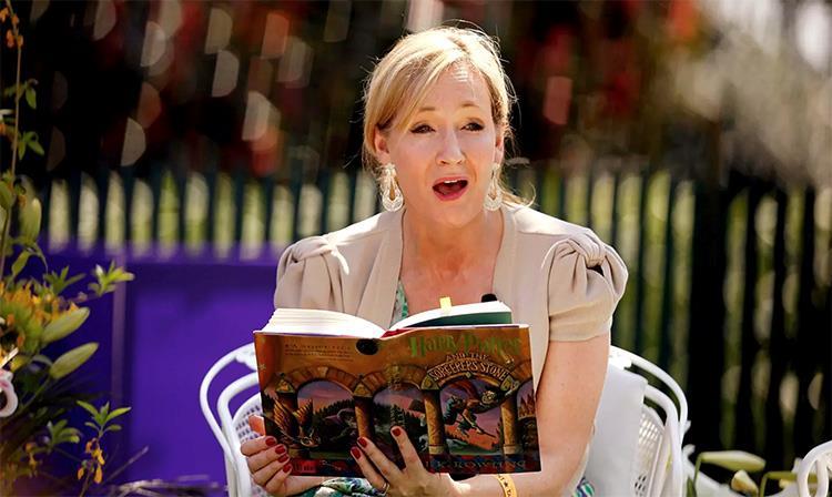JK Rowling incontri