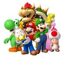 Alcune delle icone Nintendo
