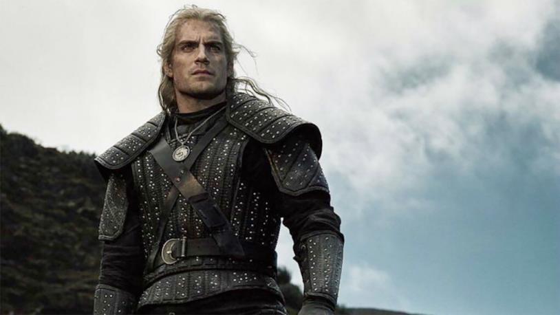 Geralt trailer Lucca Comics