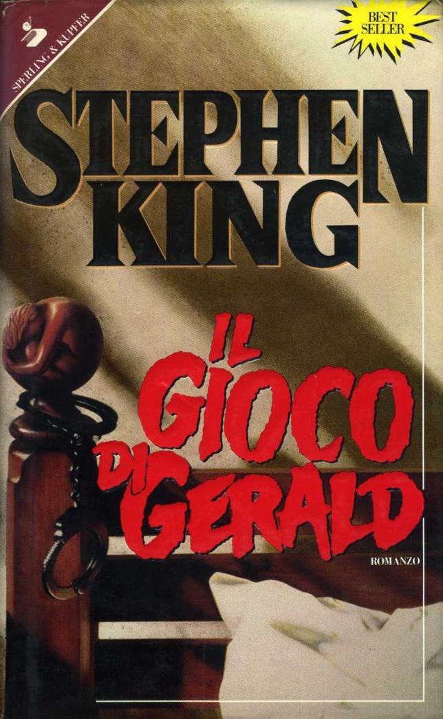 Il gioco di Gerald: una vecchia edizione