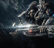 La cover di Game Informer dedicata a Gears of War 4
