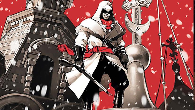 Assassin's Creed The Fall & The Chain fumetto