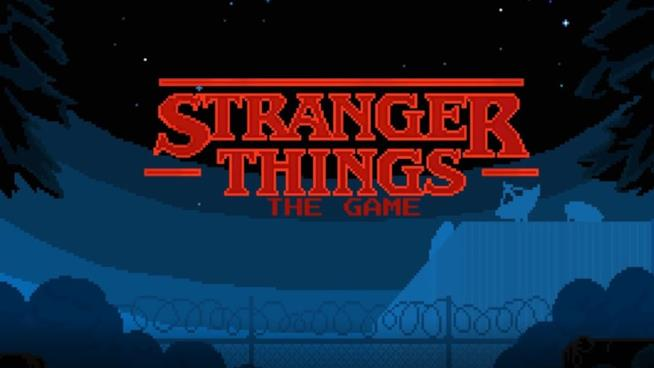 Stranger Things diventa un videogame
