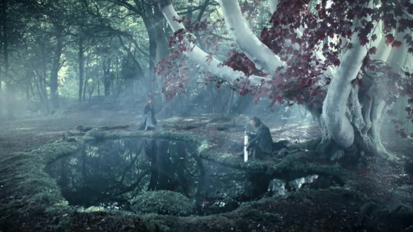 Il Parco degli Dei in Game of Thrones, luogo di culto dei primi uomini