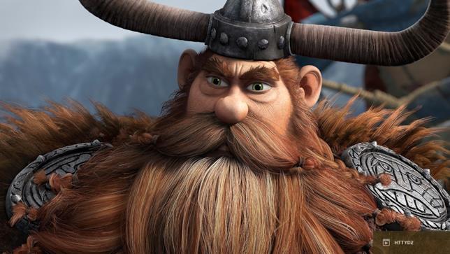 Il vichingo Stoick