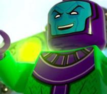 Kang il Conquistatore in versione LEGO