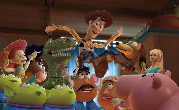 I protagonisti di Toy Story tornano per una nuova avventura