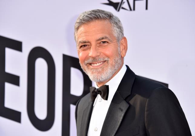 George Clooney all'AFI (American Film Institute) Gala Tribute