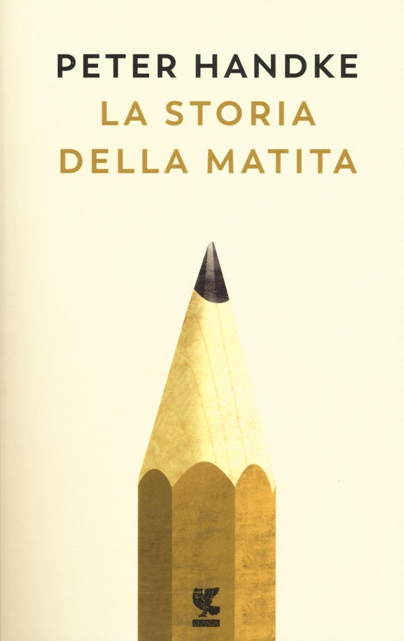 La storia della matita di Peter Handke