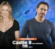 Due guest star d'eccezione per Castle 8