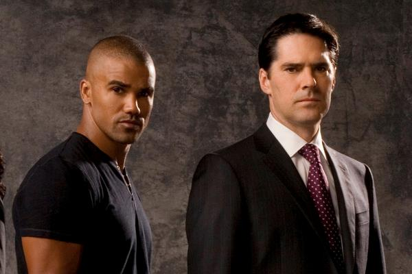 gli attori di Criminal Minds