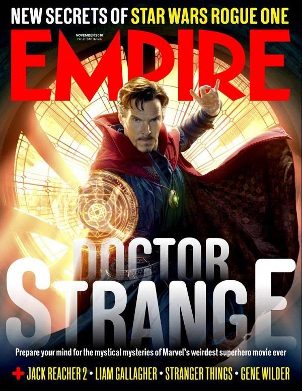 Benedict Cumberbatch ha rischiato di non essere Doctor Strange