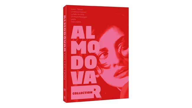 Cofanetto Pedro Almodóvar - 6 film in formato DVD