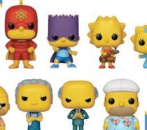 I nuovi Funko Pop a tema Simpson