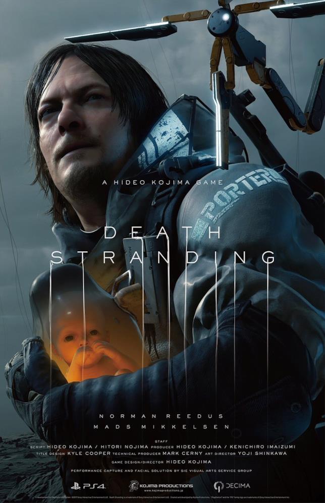 Death Stranding uscirà solo su PlayStation 4