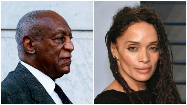 Bill Cosby e Lisa Bonet