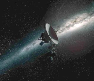 La sonda Voyager 2 ha lasciato il sistema solare dopo 40 anni di viaggio
