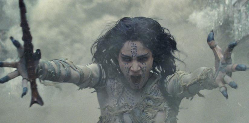 La Mummia si svela nel trailer del film con Tom Cruise