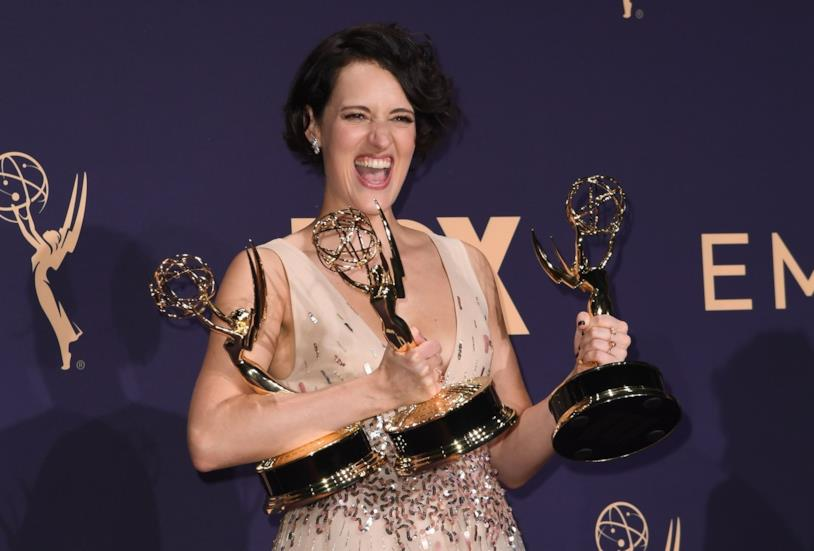 Phoebe Waller-Bridge e i suoi Emmy