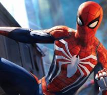 Spider-Man nel nuovo videogioco in arrivo su PS4