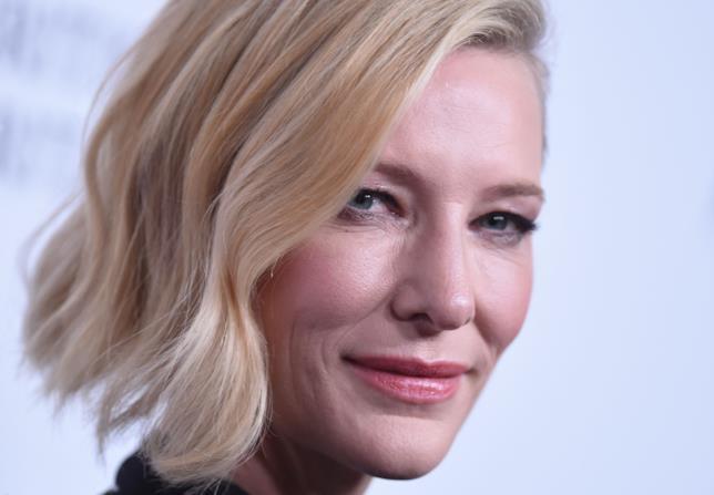 Cate Blanchett è un'attrice molto prestigiosa